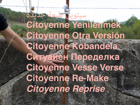 Citoyenne Reprise - Aalst (Belgique) - 22 mai au 25 juillet