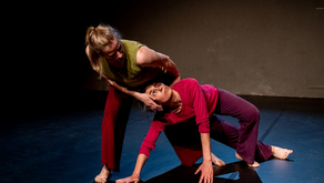 Danse Impro et Voix – Composition en Temps Réel « Prémices de PARTITIONS » - 4 & 5 avril 2020 -