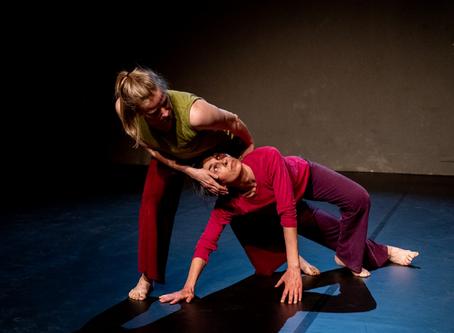 Danse Impro et Voix – Composition en Temps Réel « Prémices de PARTITIONS » - 4 & 5 avril 2020 -