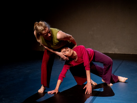 Danse Impro et Voix – Composition en Temps Réel « Prémices de PARTITIONS » 4 & 5 avril 2020 - SION
