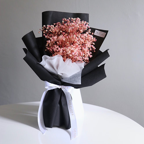Baby Pink Baby's Breath Bouquet