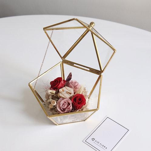 Gem - Ring Box (single ring holder)