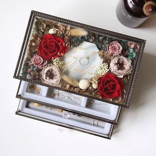 3-Tier Jewellery Box