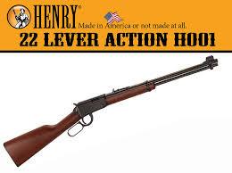 Henry .22lr Lever Action