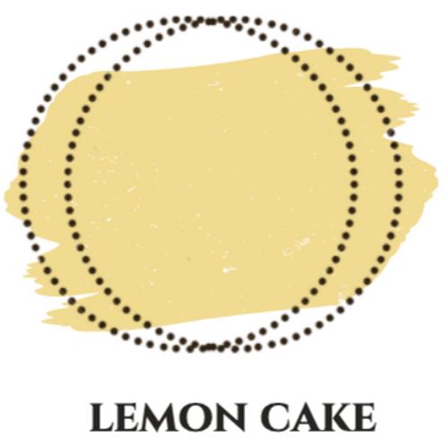 Lemoncake Barfi