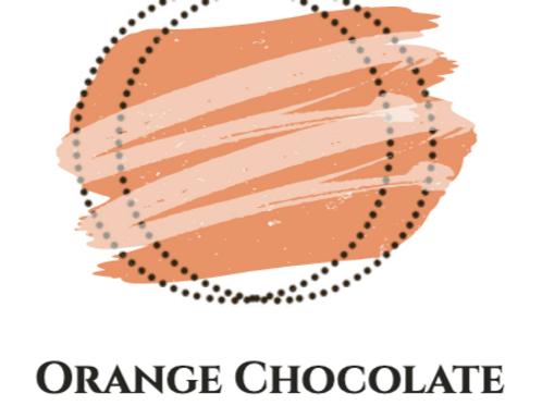 Orange Chocolate Barfi