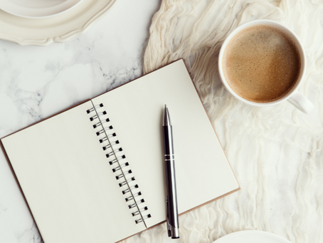 Food Journaling: 4 Reasons to Start Today