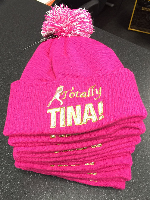 Totally Tina Woolly Hat