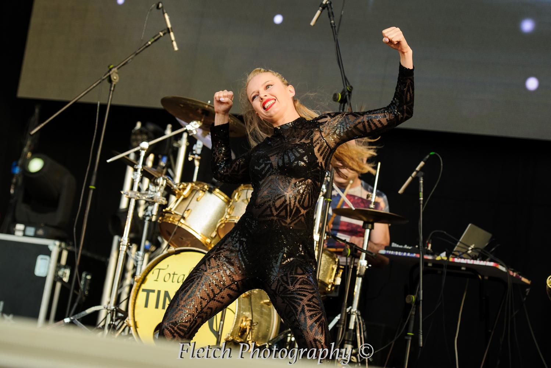 Helen Totally TINA Dancer