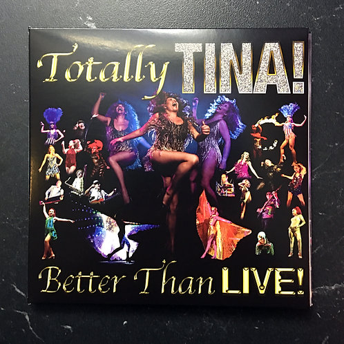 "Totally Tina Double DVD ""Better Than Live"""