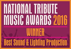 The UK's No 1 Tina Turner Tribute band - sound and lighting