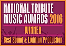 The UK's No 1 Tina Turner Tribute band - sound and lighting
