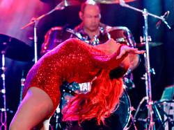 Frankie Totally TINA Dancer