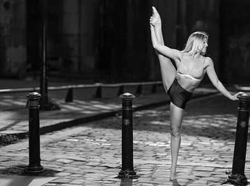 Leah Totally TINA Dancer