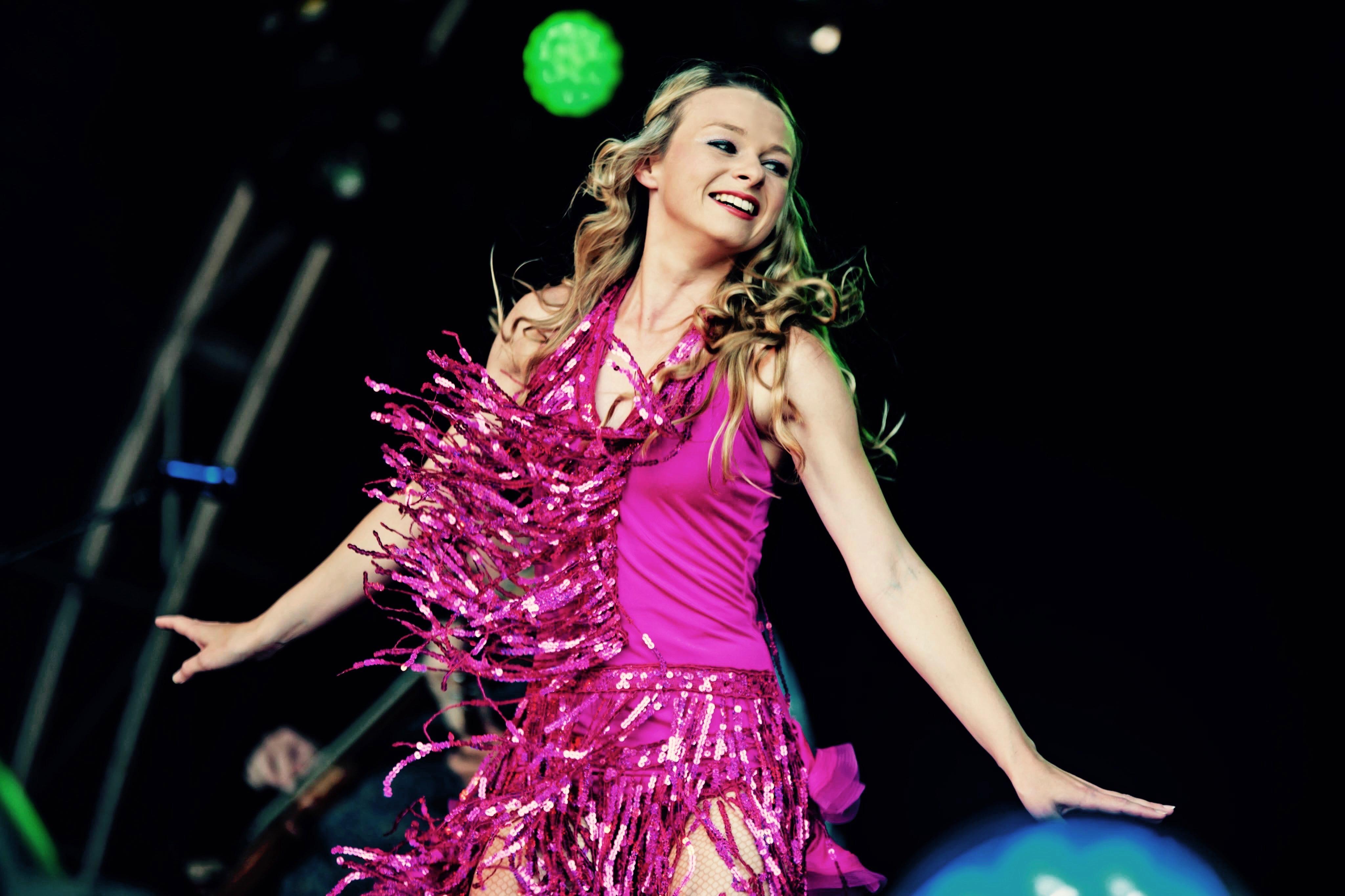 Rachel Totally TINA Dancer