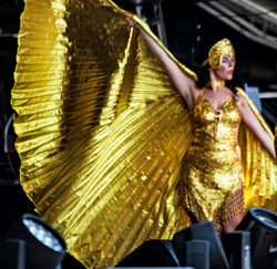 Steph C Dancer @Totally TINA
