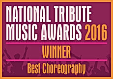 The UK'sNo1 Tina Turner Tribute band Best Choreography