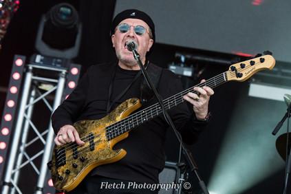 Geoff -Bass Guitar