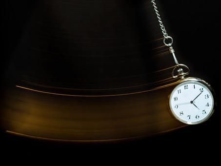 2064: El año en que el tiempo pondrá marcha atrás