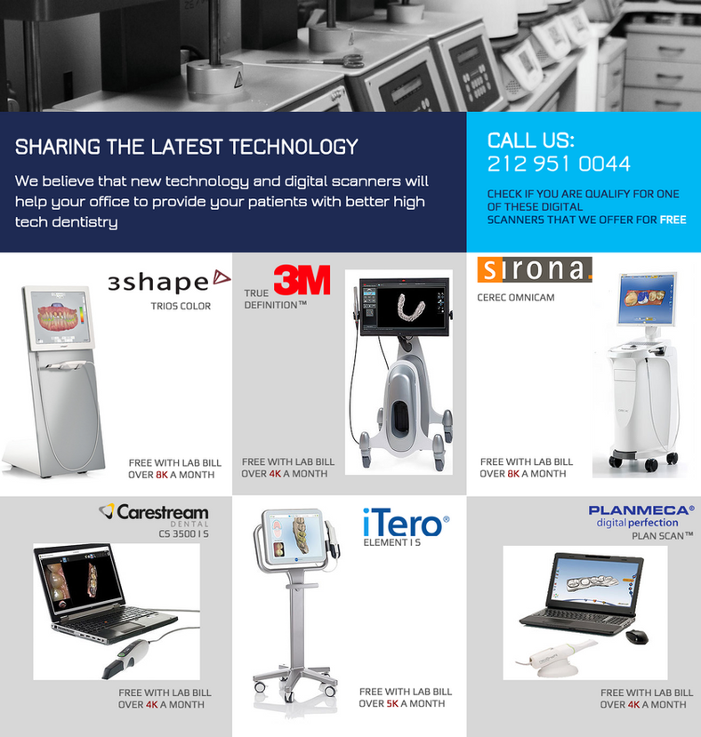 We Offer Free Scanners! See if you are qualified for one below!