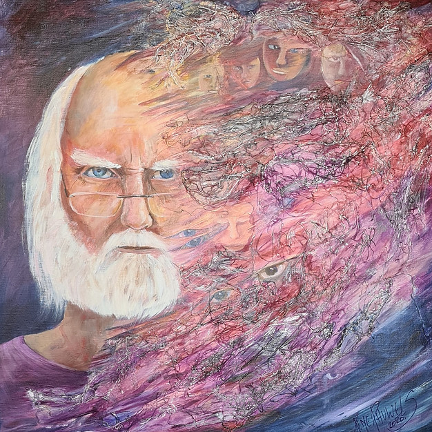 A painter's dream