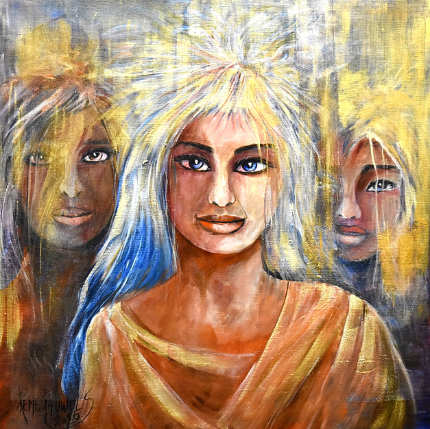 The three Gracies