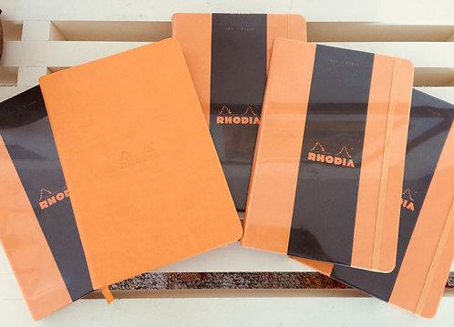 Rhodia Boutique Notebooks Bound 5½ x 8¼ Blank