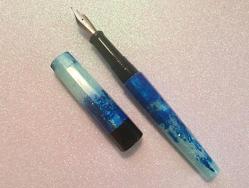 Benu Euphoria Big Wave Fountain Pen