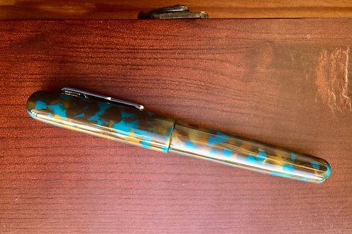 """""""Southwest Turquoise"""" ~ Conklin All American"""