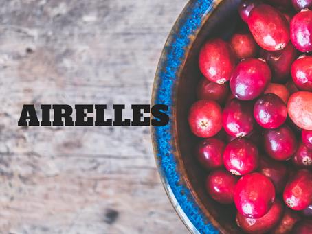 L'Airelle, Canneberge ou encore, Cranberry...