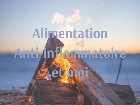 Alimentation anti-inflammatoire et Moi