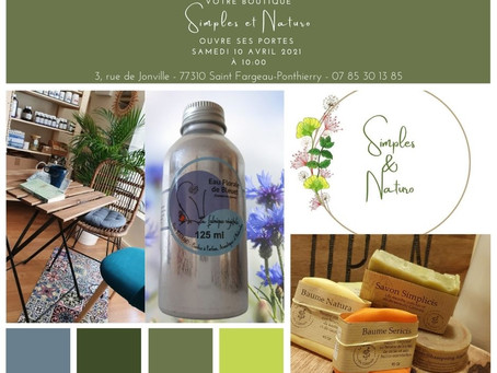 Votre boutique Simples et Naturo