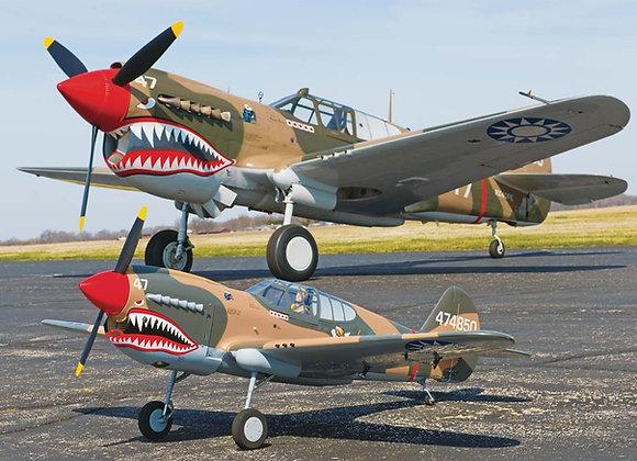 Ziroli P-40 Kittyhawk Plan