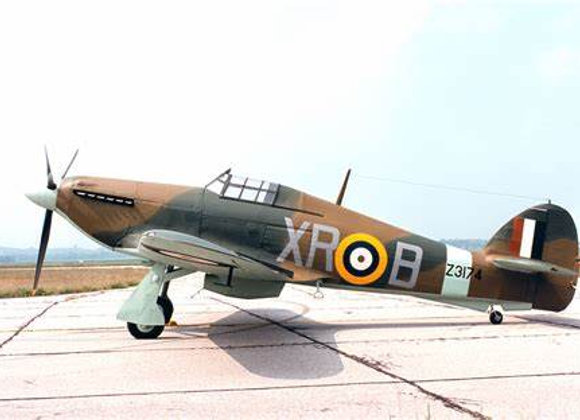 Hawker Hurricane Short Kit by Vailly Aviation