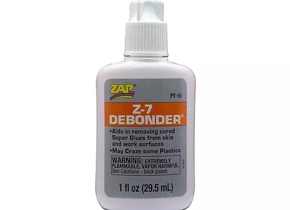 ZAP Z-7 CA Debonder