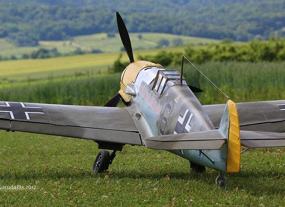 BF-109 E4 1/4 Short Kit by FOKKERC