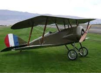 Thomas Morse Scout S4C Short Kit by Dave Anderson