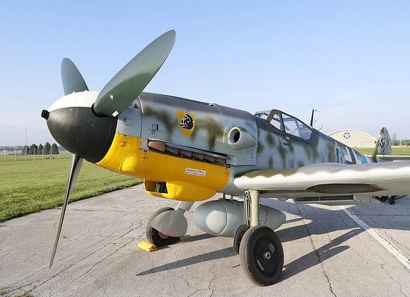 BF-109 G 1/4 Short Kit by FOKKERC