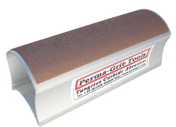 Perma-Grit Hand Contour Block Fine CB140F