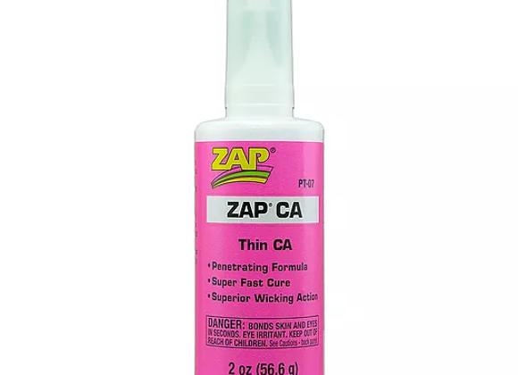 ZAP 2oz ZAP-A-GAP CA+ Thin Viscosity