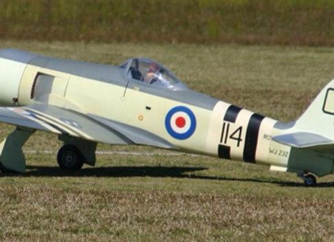 Vailly Aviation Sea Fury Plan