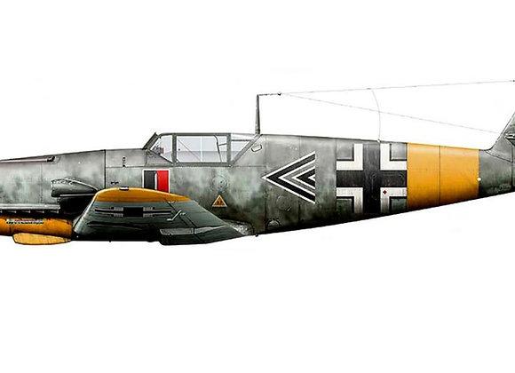 BF-109 F 1/3 Short Kit by FOKKERC