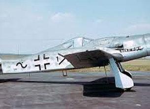 FW-190 D9 50% Short Kit by FOKKERC