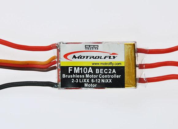 Motrolfly FM-10 amp Brushless Speed Controller