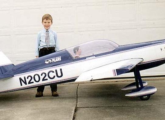Hostetler Giles 202 Aerobatic Aircraft (55%) Plan