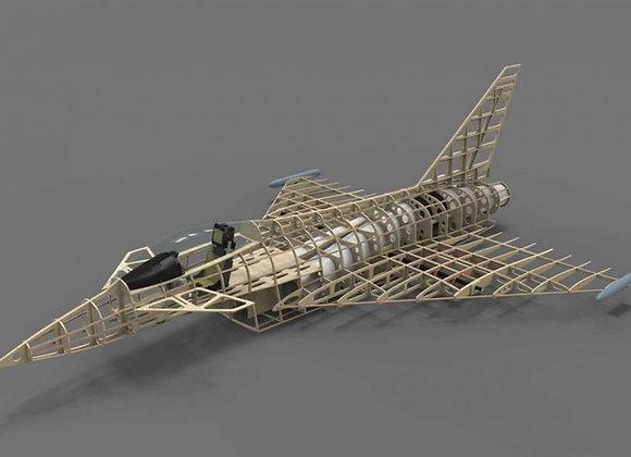 EF2000 Eurofighter Short Kit 1:6 by Custom Wings