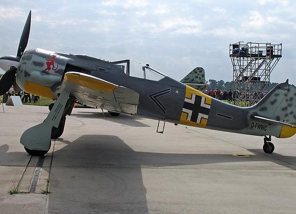 FW-190 A8 1/3 Short Kit by FOKKERC