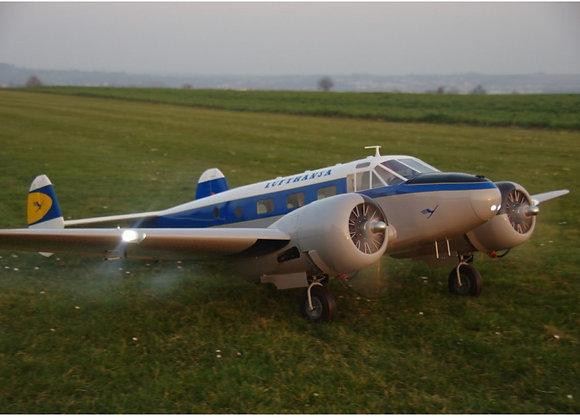 Ziroli Beech D-18/C-45 Plan