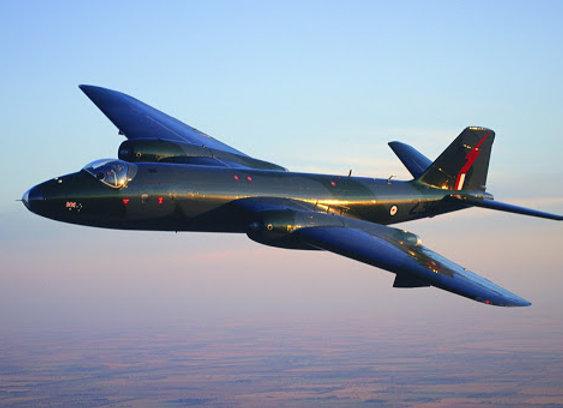 Canberra Bomber Short Kit by HOLK RC