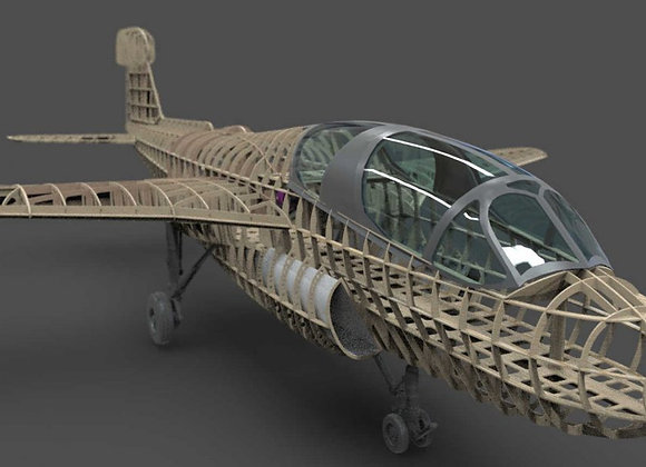 EA-6B Prowler Short Kit by Custom Wings